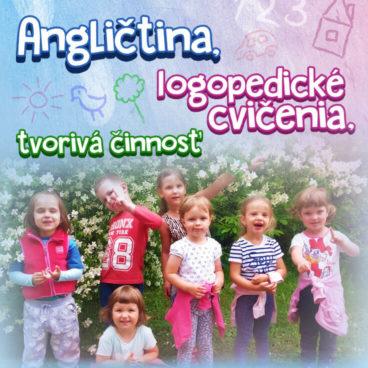 Angličtina v škôlke - Banská Bystrica