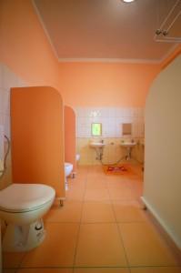 Banská Bystrica materská škola - kúpeľňa