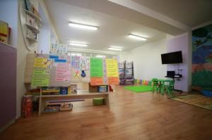 Detské centrum BB - hracia miestnosť