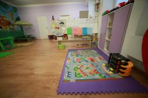 Detské centrum v Banskej Bystrici - herňa