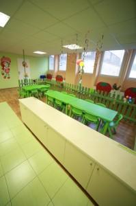 Materská škola Banská Bystrica - jedáleň