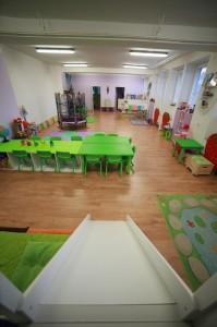 Materská škola BB - hracia miestnosť