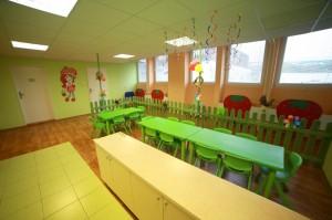 Materská -škola v Banskej Bystrici - jedáleň