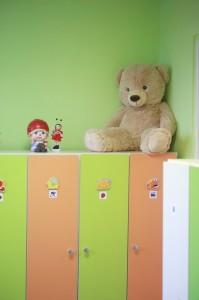 Materská škôlka Jahôdka Banská Bystrica - medveď