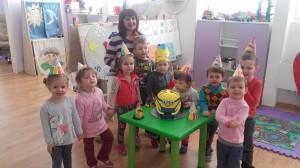 Materská škôlka Jahôdka Bystrica - riaditeľka