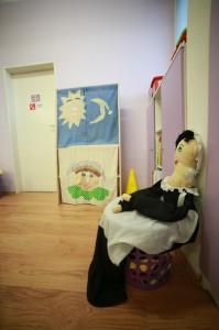 Materská škôlka v Banskej Bystrici - herňa