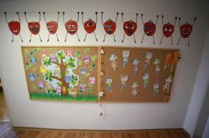 Súkromná materská škola v Banskej Bystrici - chodba
