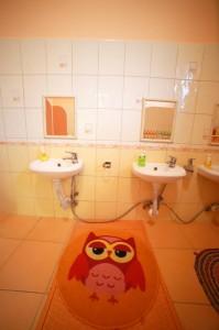 Súkromná škôlka Banská Bystrica - kúpeľňa