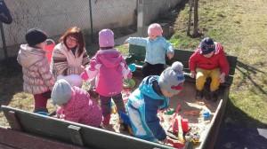 Súkromná škôlka Jahôdka v Banskej Bystrici - Jana Sitárová