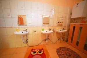Súkromná škôlka v Banskej Bystrici - kúpeľňa