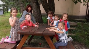 Súkromné detské centrum Banská Bystrica Jahôdka - vonku