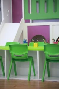 Súkromné detské centrum v Banskej Bystrici - herňa